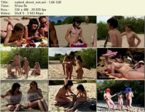Read more about the article Young and adult nudists video – Naked shoot out