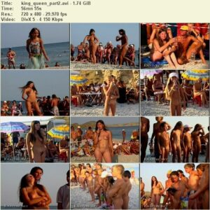 Read more about the article King queen – Video with nudists vol.2