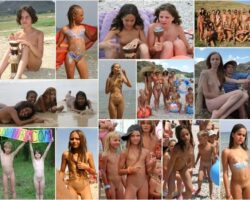 Many photos of nudists of different ages purenudism # 15