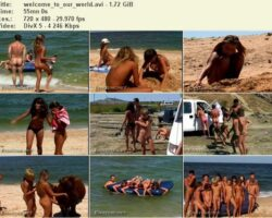 Nudism exhibitionism video – Welcome to our world
