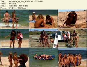 Read more about the article Nudism exhibitionism video – Welcome to our world