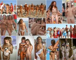 Many photos of nudists of different ages PureNudism # 47