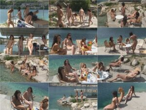 Read more about the article Young girls nudists in video – Joyous day in paradise vol.1
