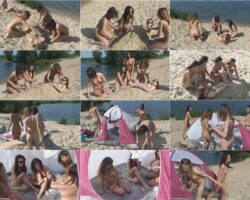 Young and adult nudists video – Joyous day in paradise vol.4