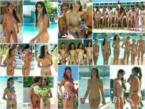 Read more about the article Junior beauty contest – Beautiful photo gallery about nudism