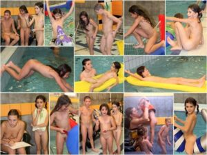 Read more about the article About nudists photo. PureNudism – Indoor swimming pool # 1