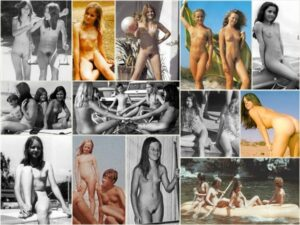 Read more about the article Adults and young nudists without clothes photo. PureNudism – Vintage nudists # 3