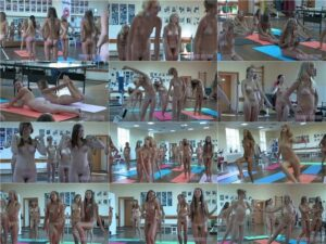 Read more about the article Nudism exhibitionism video – Teen nudist workout vol.2