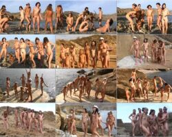 Nudism exhibitionism video –  Under the yamu trees vol.2