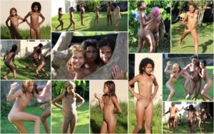 Read more about the article Picture nudists. PureNudism – Tropical nature fun [set 2]